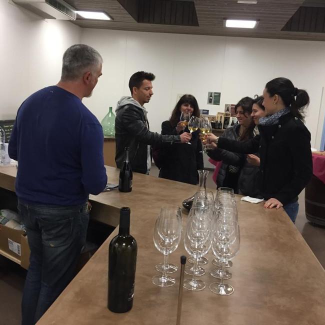 Degustazione vini San Paolo Castelfranco Emilia