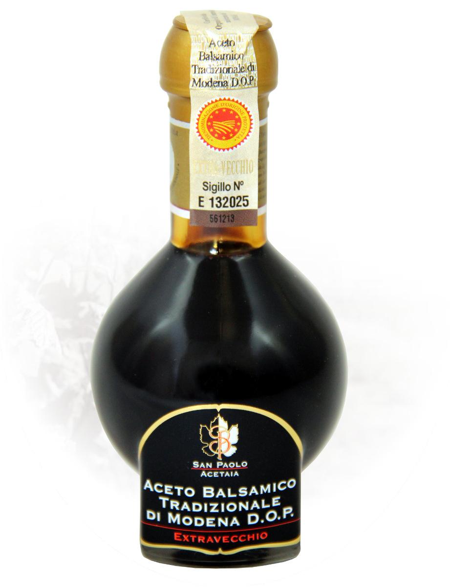 aceto balsamico tradizionale San Paolo Castelfranco Emilia